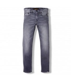 Icon grey denim jeans