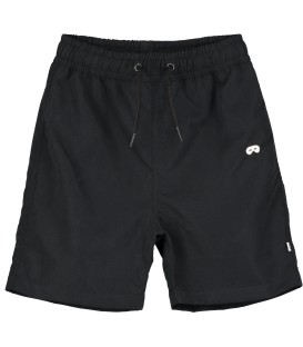 Swimshorts black - We love you