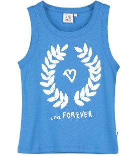 Tank top ink blue - Loves forever