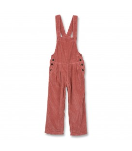 NEW YORKER old pink corduroy dungarees