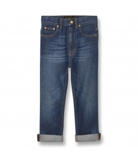 OLLIBIS medium blue jeans