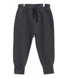Sweatpants faded black