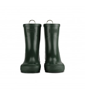 Rainboots Kiddo military green