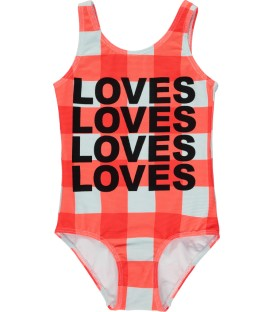 Swimsuit Gingham