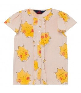 Parakeet - Shirt with frills Suns