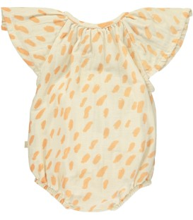 MINI SIBLING Butterfly Sunsuit