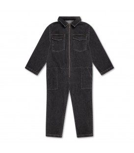Denim Overall charcoal