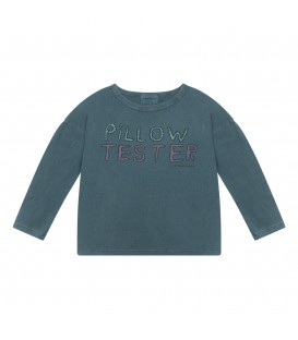 Pillow Tester l/sleeve t-shirt