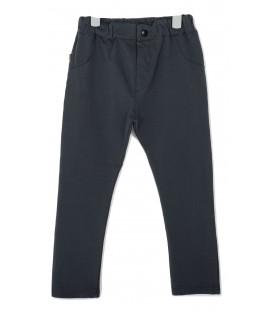 Calças 5 bolsos preto vintage