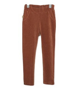 CORDUROY JEGGINGS TILE
