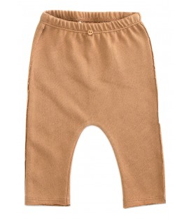 Baby leggings cream