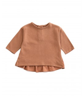 Baby girl l/s sweater cherry tree