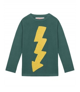 L/s t-shirt Fast as a lightning