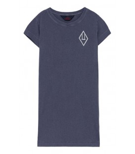 Gorilla Dress Navy Logo
