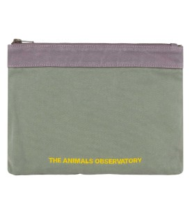 PURSE ONESIZE POUCH Military Green The Animals