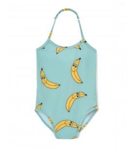 Swimsuit Banana Flowers
