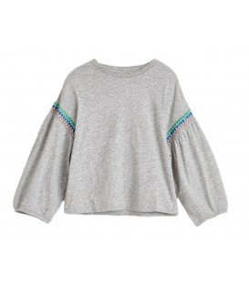 Minix Grey T-shirt