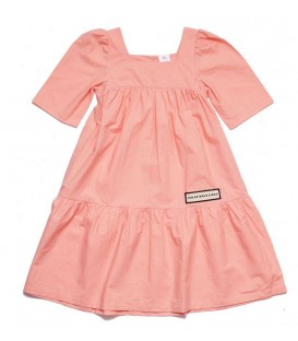 Forever Ever Dress Blush Pink