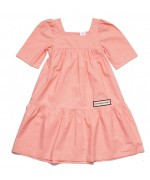 Vestido Forever Ever rosa blush