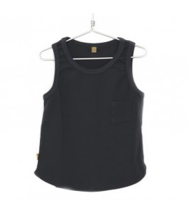 Baby Tank Top charcoal