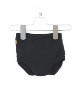 Baby culotte charcoal