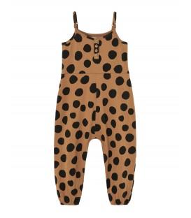 Macacão Leopard Skin