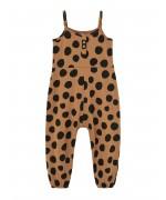 Jumpsuit Leopard Skin