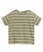 S/s Striped T-shirt Cocoon