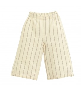Striped Trousers Dandelion