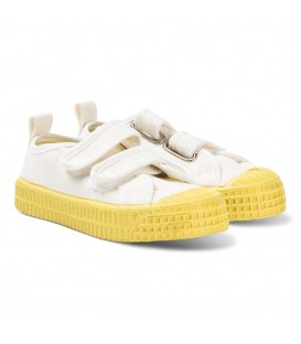 STAR MASTER VELCRO WHITE/YELLOW