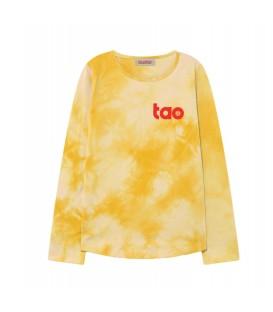 Deer T-shirt Tie-Dye TAO