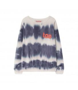 Sweatshirt Big Bear TAO azul TAO
