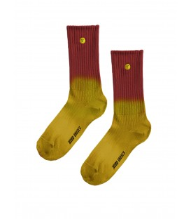 Face short socks