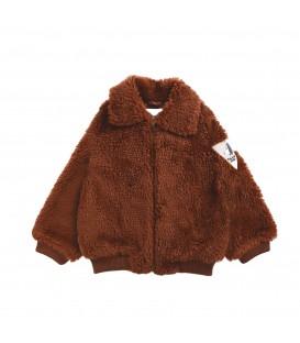 Doggie Patch Sheepskin Padded Jacket