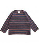 L/S striped sweater