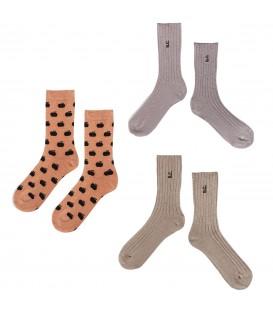 ICONIC BC Long Socks pack 1