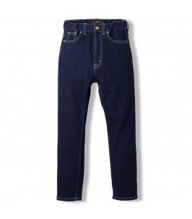 Ollibis calças de ganga azuis