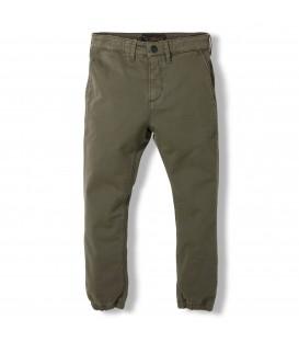 Skater calças verdes tropa