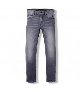 Icon grey denim jeans