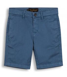 Allen calções azuis