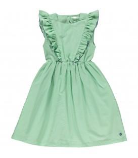 Puquet dress green