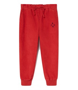 BOBO red baggy pants