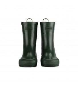 Rainboots Kiddo military green