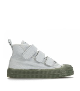STAR DRIBBLE VELCRO MILITARY GREEN/GREY