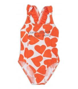 AOP Hearts swimsuit