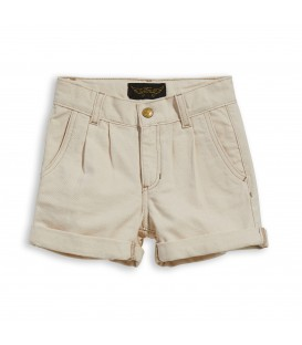 Marlie raw cru loose fit shorts
