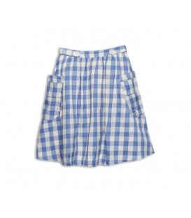 Two pockets skirt